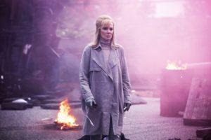 """""""Legion"""": Melanie osserva gli effetti del potere di David."""