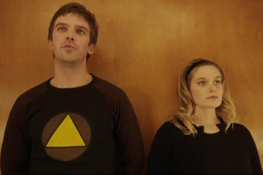"""""""Legion"""": David e Syd in ascensore."""