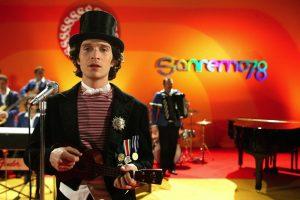 """""""Principe libero"""": sulla scia della miniserie TV su Rino Gaetano (2007)."""