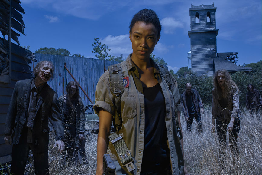 Sasha The Walking Dead spoiler