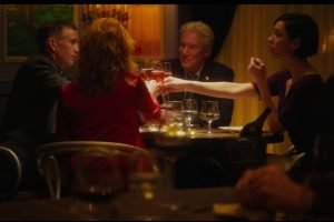 The Dinner scena film al cinema