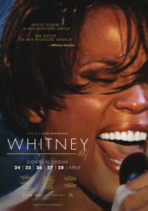 Whitney locandina