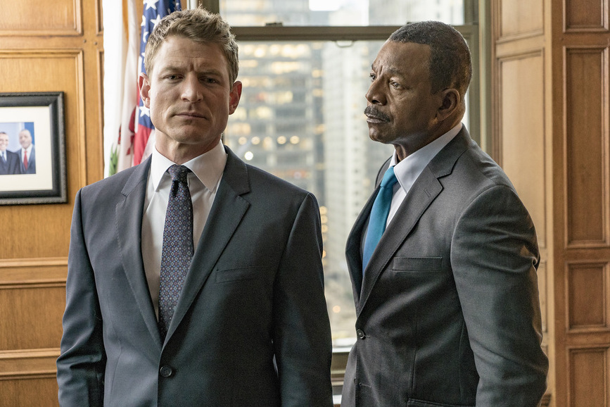 Chicago Justice 1x01