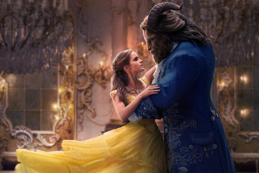La Bella e la Bestia Box Office Usa