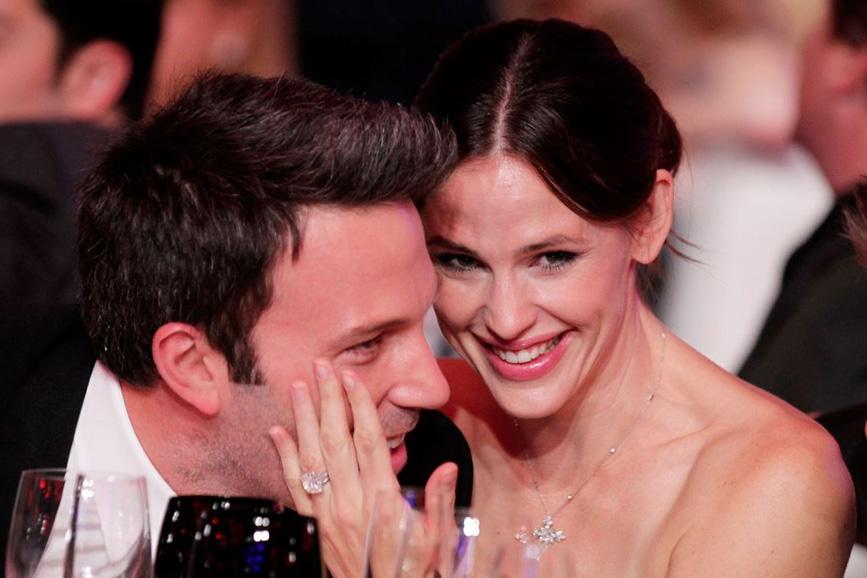 Ben Affleck e Jennifer Garner divorziano