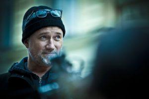 David Fincher photoshoot