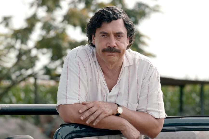 Escobar- Il fascino del male Bardem