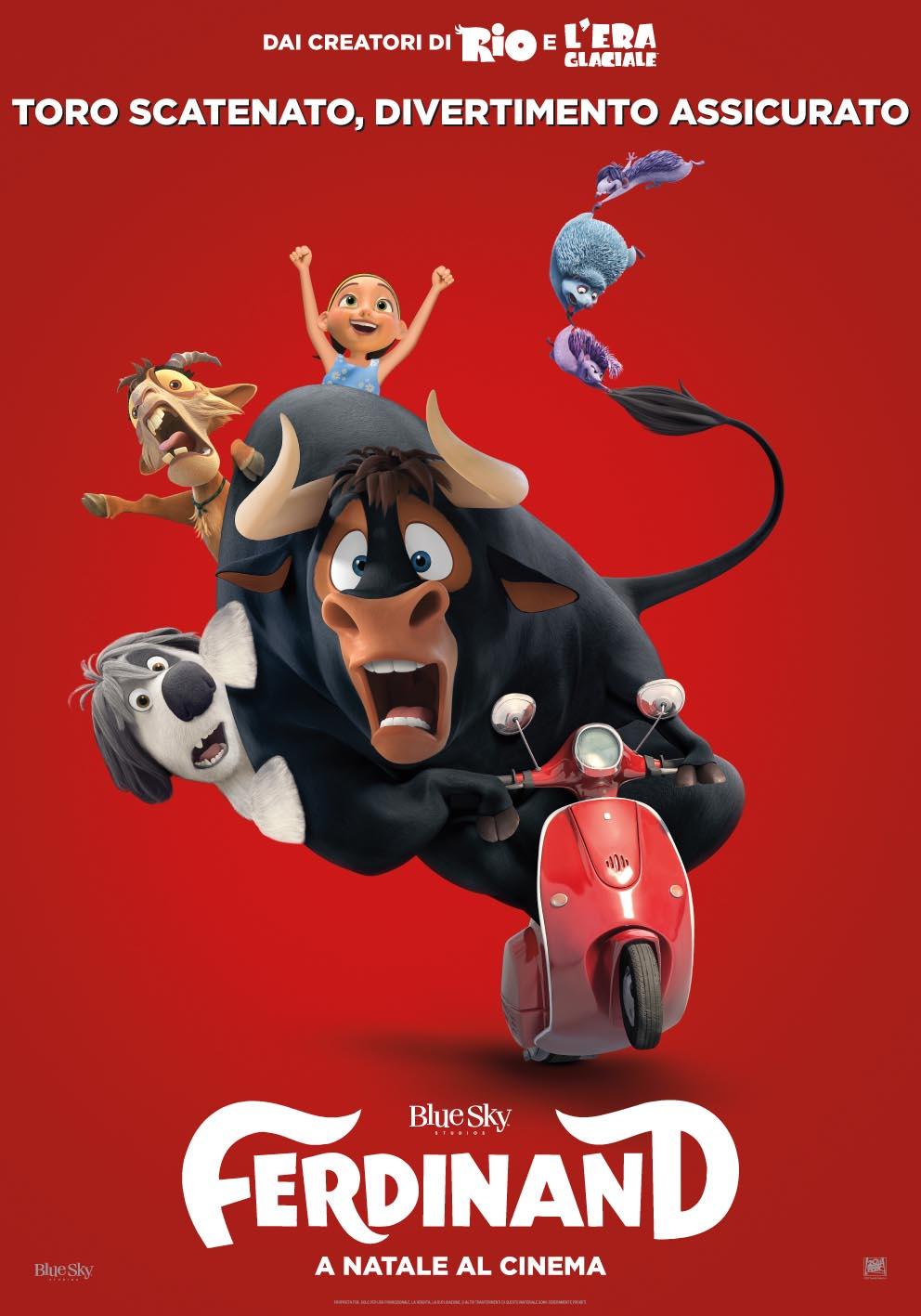 Ferdinand recensione film trama trailer ecodelcinema
