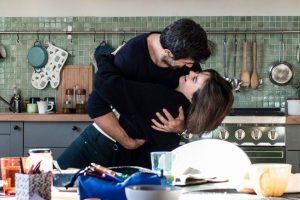 Box Office Italia: Moglie e marito Pierfrancesco Favino e Kasia Smutniak