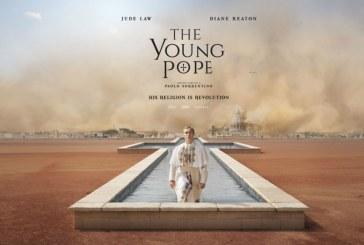 The Young Pope: da mercoledì 12 Aprile in edicola con La Repubblica e L'Espresso