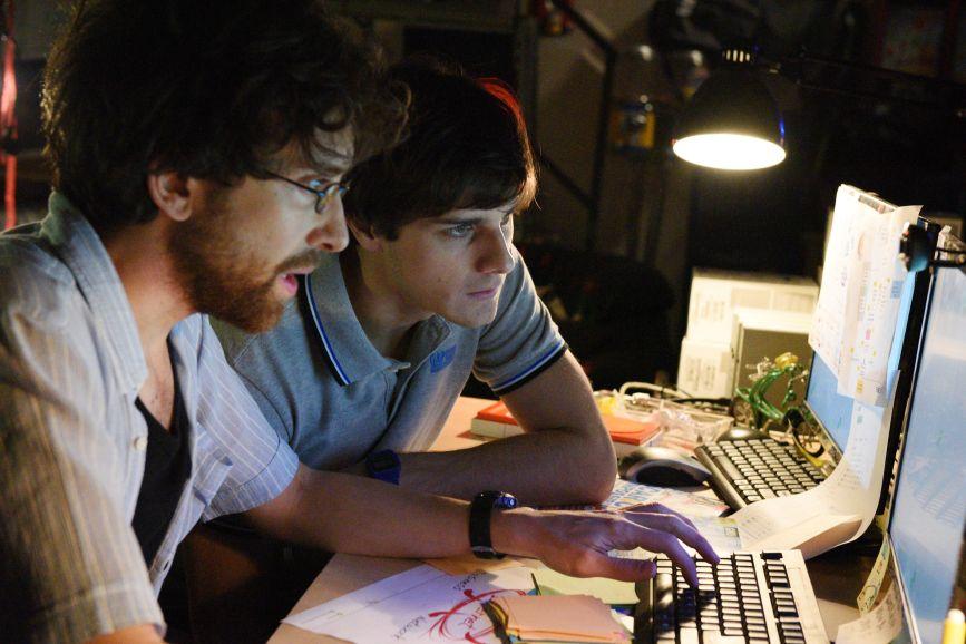 The Startup - Accendi il tuo futuro scena film