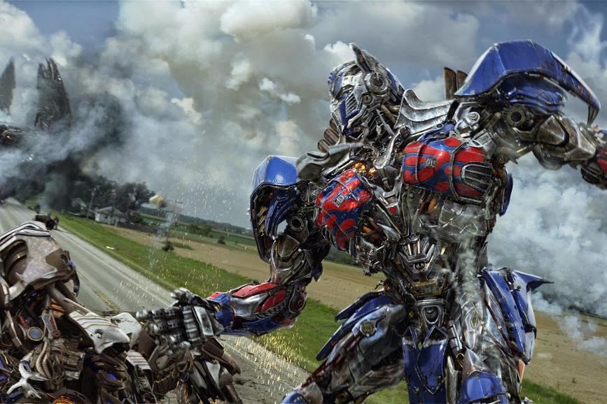 Box Office Usa Transformers 5 scena