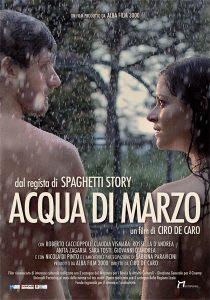poster film Acqua di Marzo