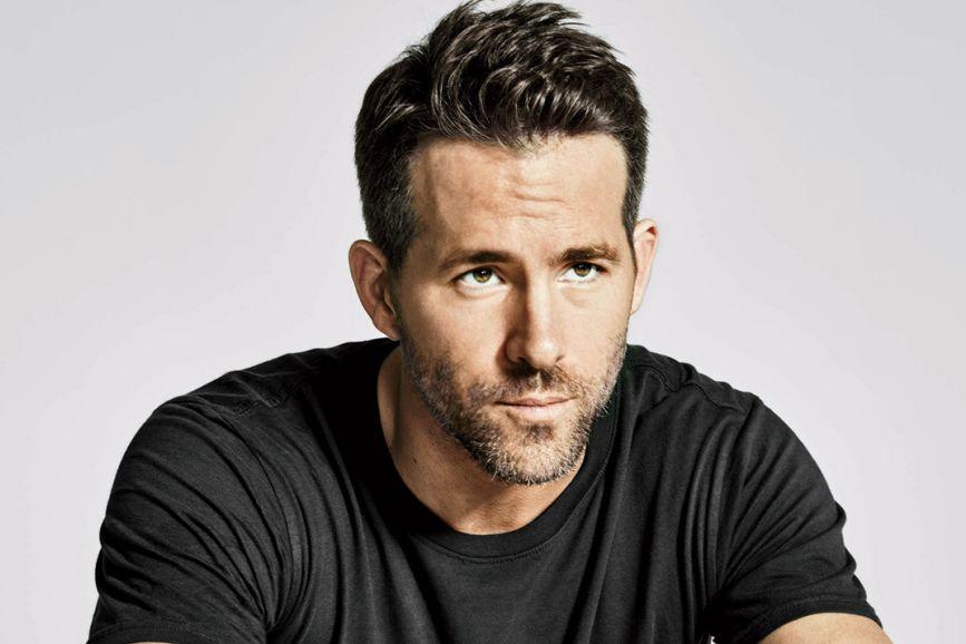 Ryan Reynolds primo piano