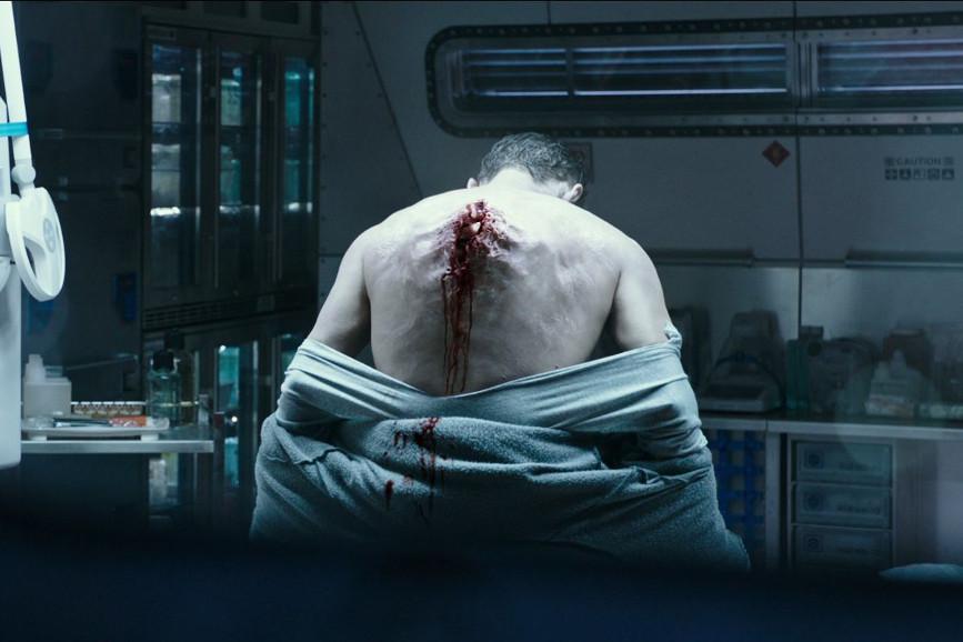 Alien: Covenant scena del film