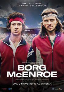 Borg McEnroe Film