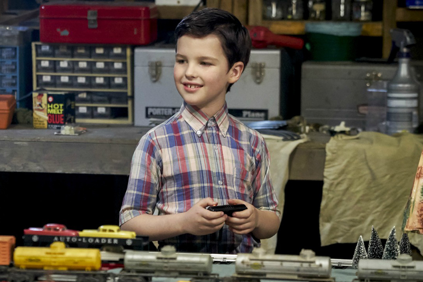 CBS Young Sheldon