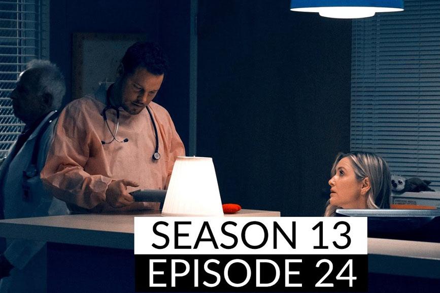 Grey's Anatomy 13×24: anticipazioni sulla puntata finale