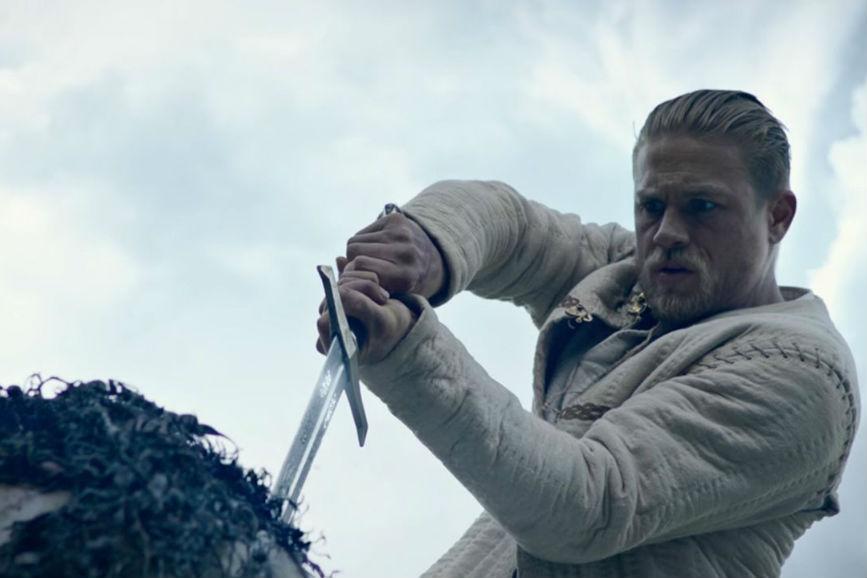King Arthur - Il potere della spada Excalibur film al cinema