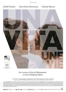 Una Vita, Une Vie poster