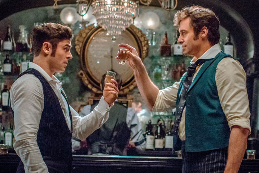 The Greatest Showman Box Office USA