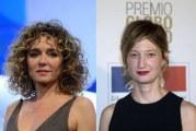 """Valeria Golino e Alba Rohrwacher insieme sul set di """"Daughter of Mine"""""""