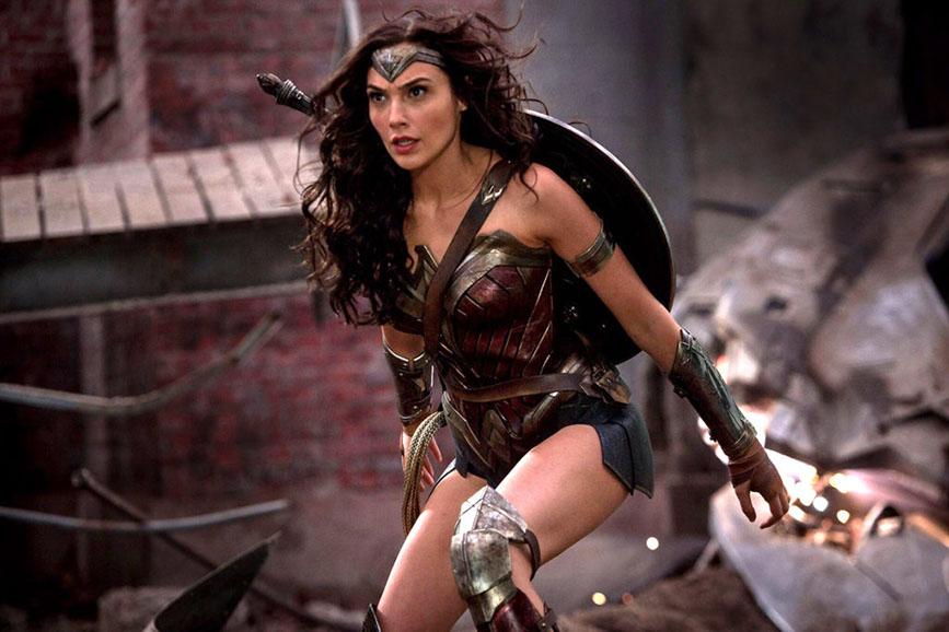 Box Office Usa: Wonder Woman