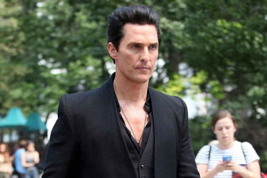 La Torre Nera Matthew McConaughey
