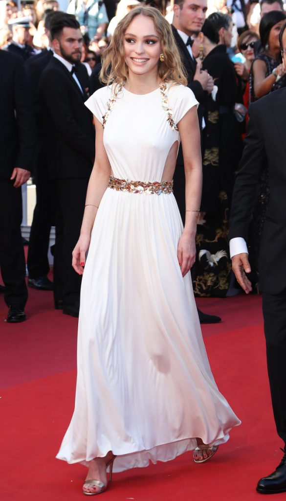 Festival di Cannes 2017 red carpet
