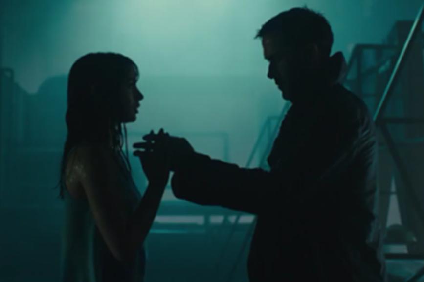Film al cinema dal 5 ottobre Ryan Gosling Blade Runner 2049
