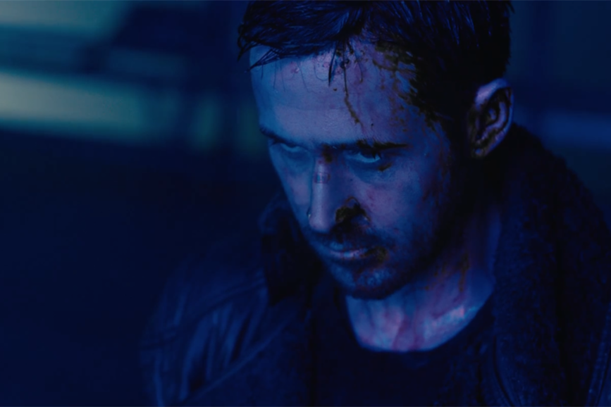 Ryan Gosling Blade runner 2049 trailer