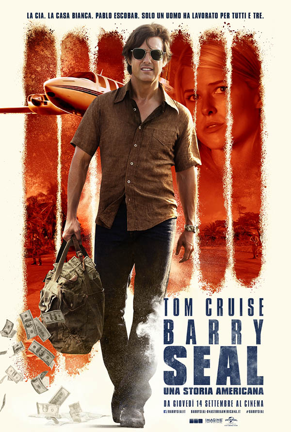 """Barry Seal - Una storia americana"""