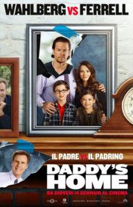Daddy's Home 2 locandina ita