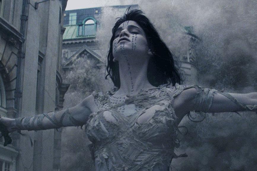 La Mummia Sofia Boutella