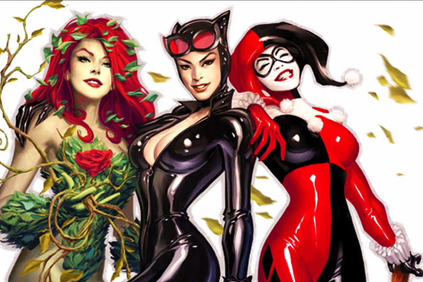 Gotham City Sirens fumetto