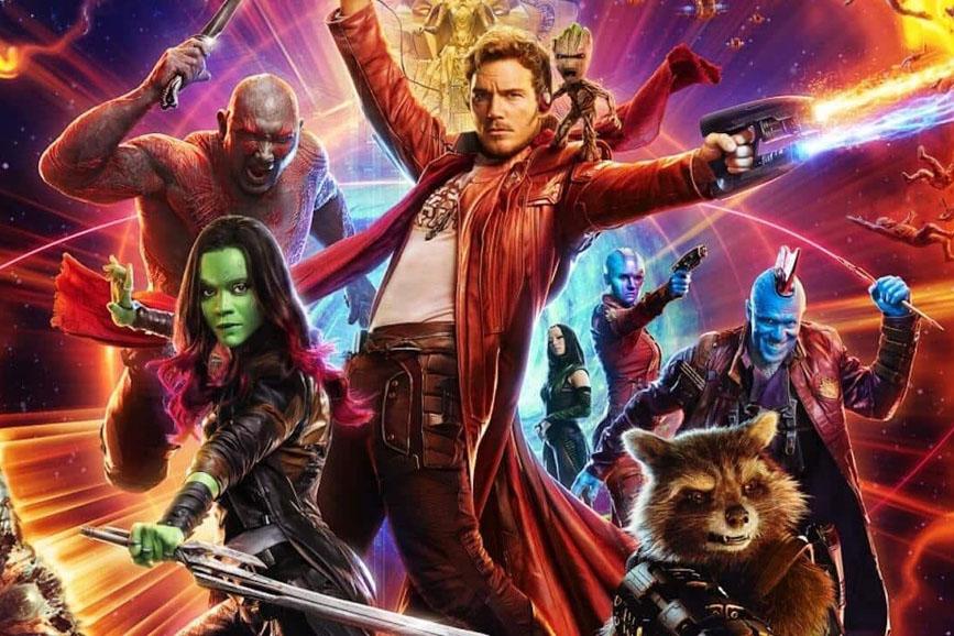 Guardiani della Galassia vol. 3 i protagonisti
