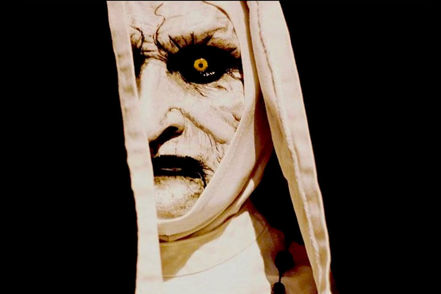 The Nun spin-off di The Conjuring