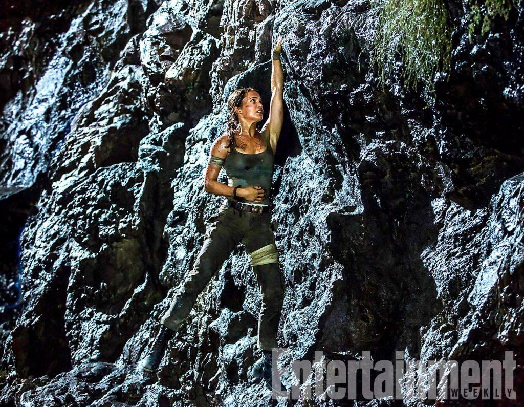 Tomb Raider: Alicia Vikander parla delle riprese estreme del film