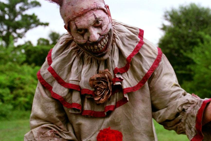 American Horror Story: Twisty il Clown torna nella stagione 7
