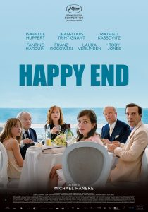 Happy End Poster ufficiale
