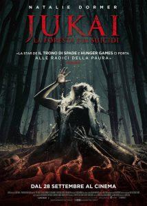 Jukai - La foresta dei suicidi poster