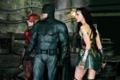 Justice League: fan allarmati dalle riprese aggiuntive del film