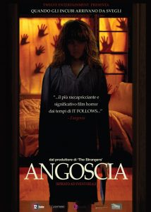 Angoscia Poster
