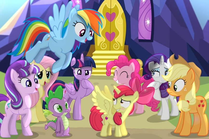My Little Pony - Il film gruppo