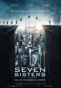 Seven Sisters poster ita