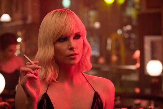 "Box Office Ita: ""Atomica bionda"" regina del weekend"