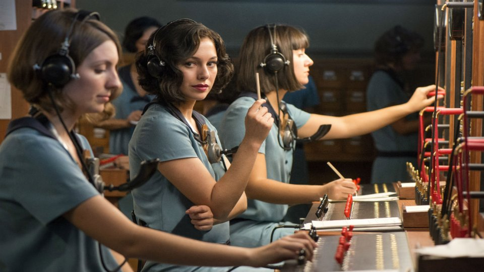 Cable Girls still