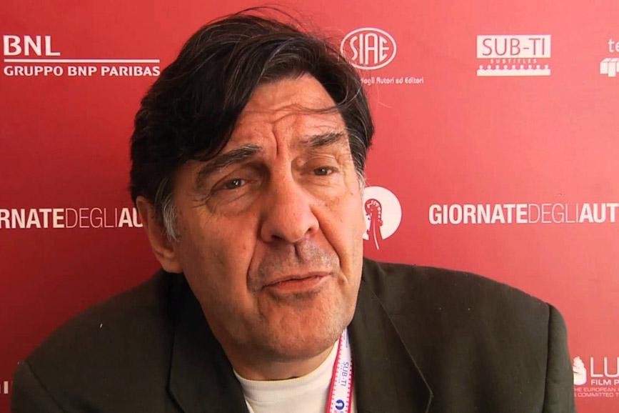 Giorgio Gossetti alle Giornate degli autori