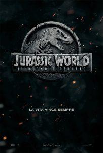 Jurassic World - Il regno distrutto Poster