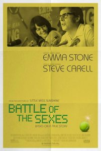 La battaglia dei sessi Poster